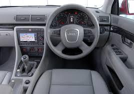 2001 audi a4 interior audi a4 avant review 2005 2008 parkers