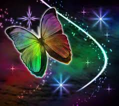 wallpapers of glitter butterflies glitter animated star background background wallpaper image multi