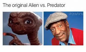 Aliens Meme Original - the original alien vs predator drgrayfang alien meme on