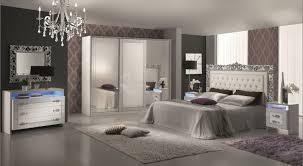 schlafzimmer allegra in silber 3 türig luxus italienische möbel