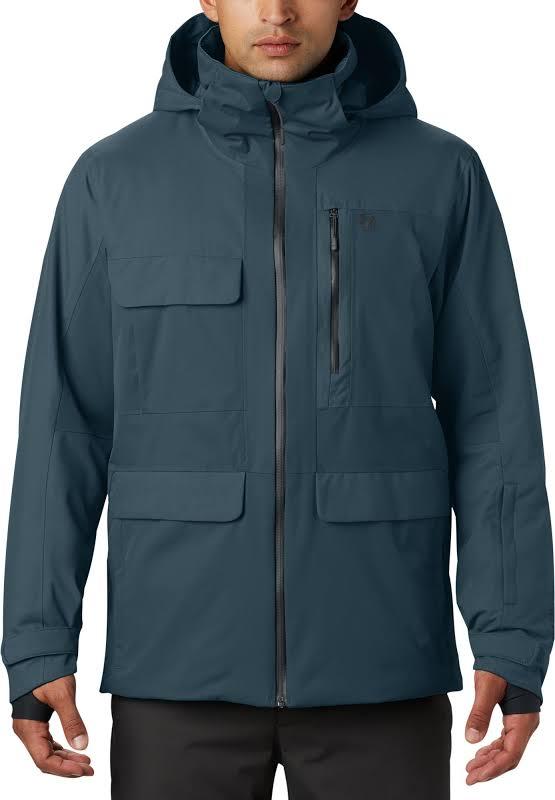 Mountain Hardwear Firefall/2 Insulated Jacket Icelandic Extra Large 1851381324-XL