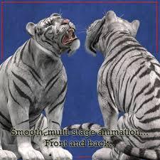second marketplace tin teddy guard white tiger v4