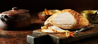 how to cook a turkey crown which