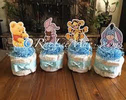 winnie the pooh baby shower decorations tigger baby shower etsy