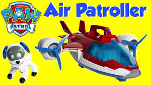 paw patrol air patroller 2016 paw patrol toy air rescue series