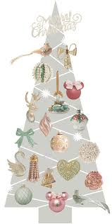 vintage tree decorations 2017