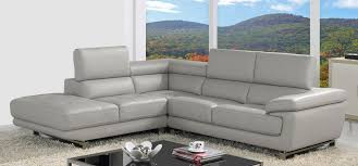 Valencia Corner Taupe Grey HLHF Taupe Leather Sofas Sofas - Corner leather sofas