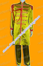 Beatles Halloween Costumes Sgt Pepper Costume Ebay