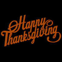 happy thanksgiving text festival collections