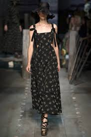 Erdem Spring 2016 Ready To by Erdem Spring 2017 Ready To Wear Fashion Show Erdem Spring And
