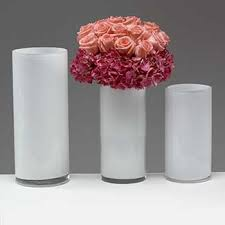 4x4 Glass Vase Containers U0026 Vases Containers Glassware Glass Vases White