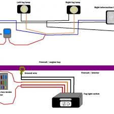 inspiring fog lights wiring diagram gallery wiring schematic