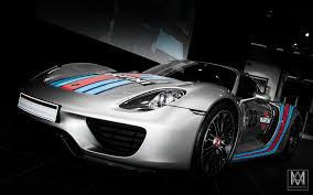 martini porsche 918 silver porsche 918 spyder w weissach package using martini racing
