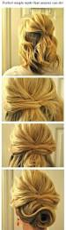 easy party hairstyles for medium length hair 15 cute easy hairstyle tutorials for medium length hair gurl com