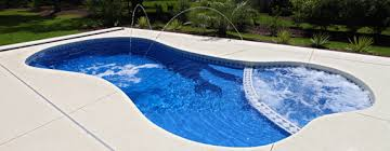 new great lakes in ground fiberglass pool by san juan patriot pools and spas of lake county in antioch san juan