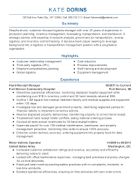logistics resume samples professional hand receipt manager templates to showcase your professional hand receipt manager templates to showcase your talent myperfectresume