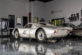 porsche 904 1963 porsche 904 17 000 original miles sold road scholars
