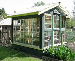garage classy old windows in greenhouse plans beautiful green