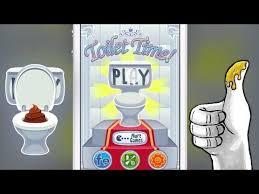 toilet time a bathroom game lightandwiregallery com