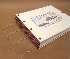 Personalized Wedding Albums Book Happily Ever After Personalized Wedding Book For Guest Book Or