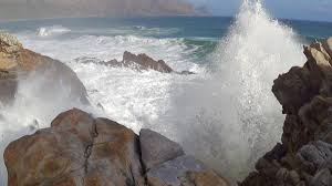 rocky shore wallpapers 1 hour video of big ocean waves crashing into rocky shore