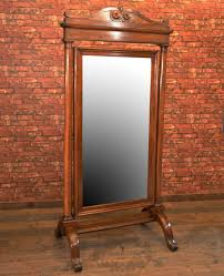 Antique Vanity Mirror Antique Cheval Mirror Large Regency Full Height Standing Vanity