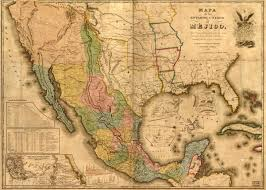 Maps Of Mexico Download Map Of Mexico And Texas Major Tourist Attractions Maps