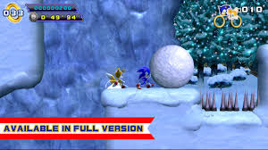 sonic 4 episode 2 apk sonic 4 episode ii thd lite 2 8 apk android arcade