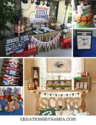 baby shower sports theme how to create an amazing baby shower