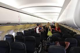 Air Canada Seat Map by Interior Air Canada Rouge A319 Youtube