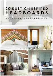 rustic inspired headboards mountainmodernlife com