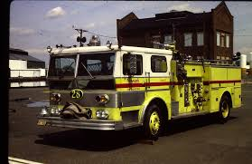 newark nj fire department engine 28 1970s ward lafrance