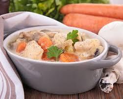 blanquette de veau cuisine az recette blanquette de poulet