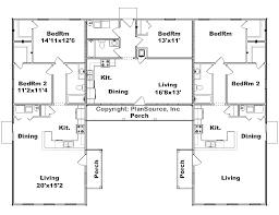18 triplex home plans 3d gallery budde design brisbane