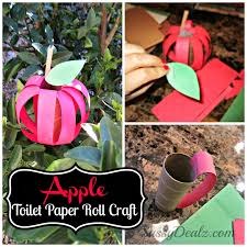 easy fall kids crafts that anyone can make toilet paper roll