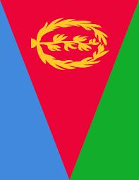 Flag Triangle Eritrea Flag Full Page Flags Countries E Eritrea