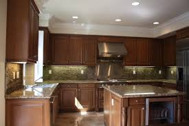 colors for kitchens with dark cabinets home design and decor ideas