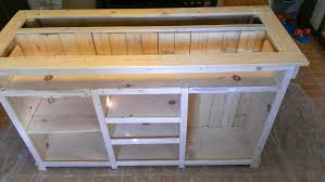 ana white farmhouse kitchen island diy projects noticeable