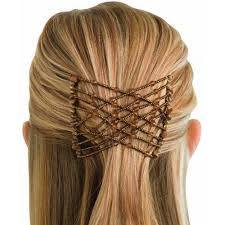 ez combs ez combs combo hair styling bands with combs as seen on tv