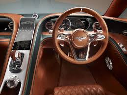 bentley steering wheel 2015 bentley exp 10 speed 6 concept interior photo steering wheel