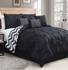 zspmed of black bedding sets