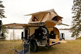 diy offroad camper off grid teardroptrailers teardrop camper off road trailers
