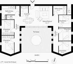 plan maison plain pied 5 chambres plan maison plain pied 5 chambres plan maison plain pied en l