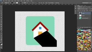 Home Design Software Adobe by How To Create A Flat Navigation Icon Set In Adobe Photoshop