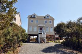 beach houses for rent in topsail island nc home decorating
