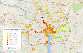 University Of Miami Map by Washington Dc Maps Curbed Dc