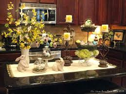 decor for kitchen island decorating a kitchen island inexpensive smakawy com