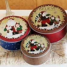 popular christmas storage tins buy cheap christmas storage tins