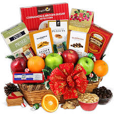 fruit gift baskets christmas fruit basket by gourmetgiftbaskets