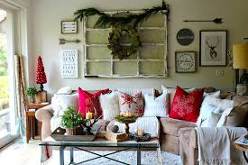 Ideas For Living Room Wall Decor 35 Best Christmas Wall Decor Ideas And Designs For 2017